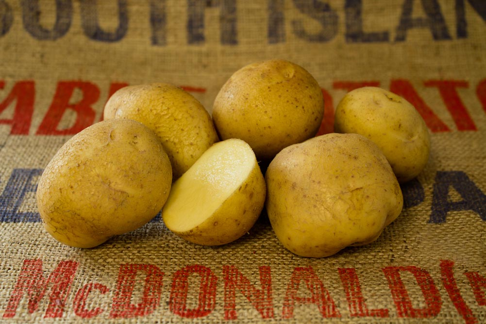 Cliffs Kidney potato variety