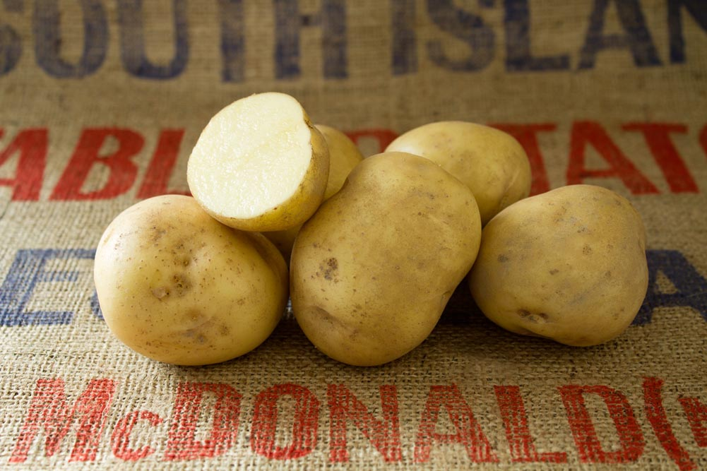 Verdi potato variety